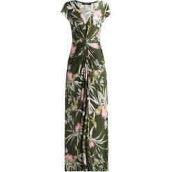 Długie sukienki: Ilse Jacobsen NICE Długa sukienka army
