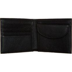 Polo Ralph Lauren BILLFOLD Portfel black. Czarne portfele męskie Polo Ralph Lauren. Za 349,00 zł.