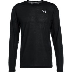Under Armour THREADBORNE STREAKER Koszulka sportowa black. Czarne topy sportowe damskie marki Under Armour, s, z materiału. W wyprzedaży za 134,10 zł.