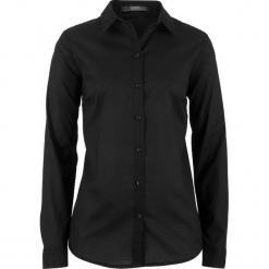 Bluzka, długi rękaw bonprix czarny. Czarne bluzki longsleeves bonprix. Za 39,99 zł.