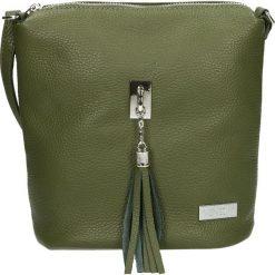 Torebka - 4-69-O D MILI. Szare torebki klasyczne damskie marki Venezia, ze skóry. Za 149,00 zł.