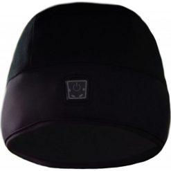 Czapki męskie: Sunen Sunen Ogrzewana czapka, Uniwersalna, czarna (GC1B)