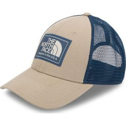 Czapka z daszkiem THE NORTH FACE - Mudder Trucker Hat TOCGW25XF Dnbg/Shdb/Pytgb. Brązowe czapki z daszkiem męskie marki The North Face, z bawełny. Za 99,00 zł.