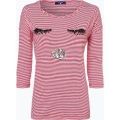 Aygill's - Damska koszulka z długim rękawem, czerwony. Czerwone t-shirty damskie Aygill's Denim, m, z denimu. Za 79,95 zł.