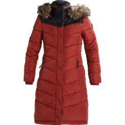 Płaszcze damskie pastelowe: khujo LUBECK LONG Płaszcz zimowy rusty