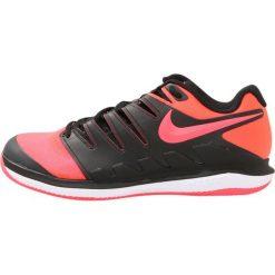 Buty do tenisa męskie: Nike Performance AIR ZOOM VAPOR X CLAY Obuwie do tenisa Outdoor black/solar red/white