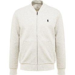 Polo Ralph Lauren Bluza rozpinana light sport heather. Brązowe bluzy męskie rozpinane Polo Ralph Lauren, m, z bawełny. Za 629,00 zł.