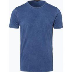 Drykorn - T-shirt męski – Nero, niebieski. Niebieskie t-shirty męskie DRYKORN, m. Za 229,95 zł.