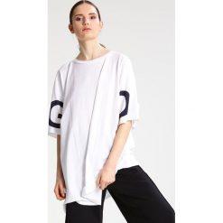 T-shirty damskie: Mads Nørgaard TALKA Tshirt z nadrukiem white