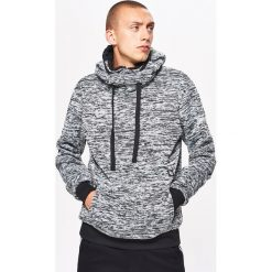 Sweter o kroju bluzy - Szary. Szare swetry klasyczne męskie marki Cropp, l. Za 119,99 zł.