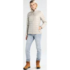 Icepeak VIRPA Kurtka puchowa cement. Brązowe kurtki damskie Icepeak, z materiału. W wyprzedaży za 269,25 zł.