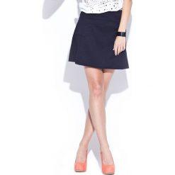 Odzież damska: Spódnica Figl w kolorze czarnym