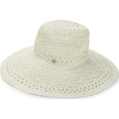 Kapelusze damskie: Kapelusz LIU JO – Cappello Tesa Larga N18287 T0300 Soia 21404