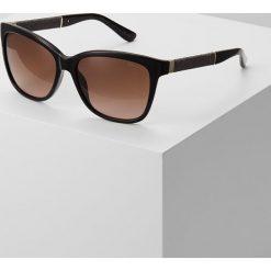 Jimmy Choo CORA Okulary przeciwsłoneczne black. Czarne okulary przeciwsłoneczne damskie aviatory Jimmy Choo. W wyprzedaży za 1011,75 zł.