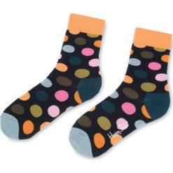 Skarpety Wysokie Unisex HAPPY SOCKS - BDO01-6006 Granatowy Kolorowy. Czerwone skarpetki męskie marki Happy Socks, z bawełny. Za 34,90 zł.