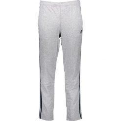 Spodnie dresowe męskie: Spodnie dresowe w kolorze szarym