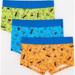 Odzież chłopięca: Majtki 3 pack – Zielony