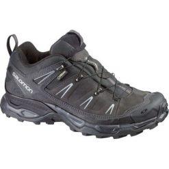 Buty trekkingowe męskie: Salomon Buty męskie X Ultra LTR GTX Asphalt/Black/Pewter r. 45 1/3 (36924)