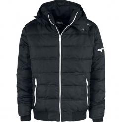 Sublevel Puff Jacket Kurtka zimowa czarny. Czarne kurtki męskie bomber Sublevel, na zimę, l. Za 324,90 zł.