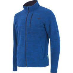 Bluzy męskie: MĘSKA BLUZA 4F NIEBIESKA H4Z17 PLM001 1986