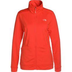 Bluzy damskie: The North Face HIKESTELLER Bluza rozpinana fire brick red