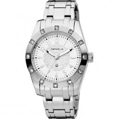 Zegarek kwarcowy w kolorze srebrno-białym. Szare, analogowe zegarki damskie Esprit Watches, szklane. W wyprzedaży za 318,95 zł.