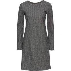 Sukienki hiszpanki: Sukienka bonprix szary melanż