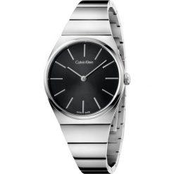 ZEGAREK CALVIN KLEIN SUPRIME K6C2X141. Czarne zegarki męskie marki Calvin Klein, szklane. Za 1069,00 zł.