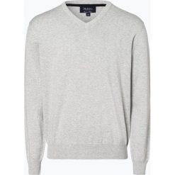 Mc Earl - Sweter męski, szary. Szare swetry klasyczne męskie Mc Earl, m, z bawełny. Za 89,95 zł.