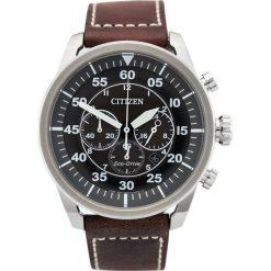 ZEGAREK CITIZEN Chrono CA4210-16E. Czarne, analogowe zegarki męskie CITIZEN, sztuczne. Za 945,00 zł.