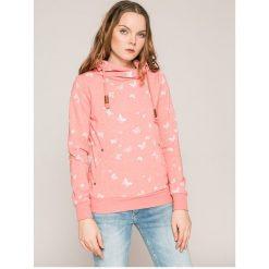 Haily's - Bluza. Szare bluzy z kapturem damskie Haily's, l, z bawełny. W wyprzedaży za 69,90 zł.