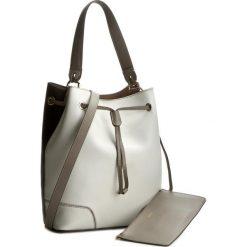 Torebka FURLA - Stacy 851654 B BJQ2 FLC Petalo/Onyx 023. Białe torebki worki Furla, ze skóry. Za 1525,00 zł.