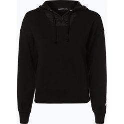 Bluzy damskie: Only Play - Damska sportowa bluza nierozpinana – Heaven Hood, czarny