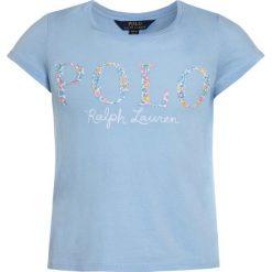 T-shirty chłopięce: Polo Ralph Lauren Tshirt z nadrukiem elite blue