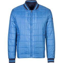 Kurtki męskie: Dwustronna kurtka w kolorze niebieskim