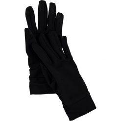"""Rękawiczki męskie: Rękawiczki """"Touchtip"""" w kolorze czarnym"""