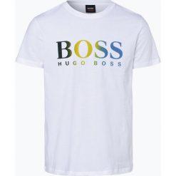 T-shirty męskie: BOSS Casual - T-shirt męski – Topwork 1, czarny