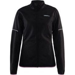 Kurtki damskie softshell: Craft Kurtka damska Radiate Jacket czarna r. S (1905380-999701)
