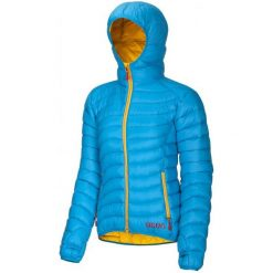Ocun Kurtka Puchowa Tsunami Women Blue/Yellow L. Niebieskie kurtki damskie softshell Ocun, s, z materiału. Za 609,00 zł.