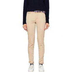 Chinosy damskie: Spodnie typu chino