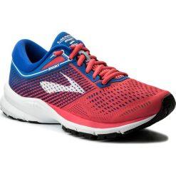 Buty BROOKS - Launch 5 120266 1B 652 Pink/Blue/White. Niebieskie buty do biegania damskie marki Salomon, z gore-texu, na sznurówki, gore-tex. W wyprzedaży za 329,00 zł.