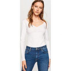 T-shirty damskie: Bawełniana koszulka - Biały