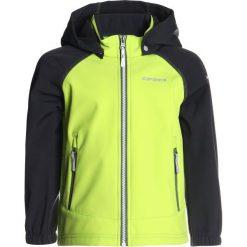 Icepeak RHODY  Kurtka Softshell light green. Zielone kurtki chłopięce przeciwdeszczowe Icepeak, z elastanu. Za 169,00 zł.