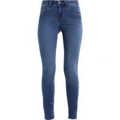 Lee SCARLETT Jeans Skinny Fit brightside blue. Niebieskie rurki damskie Lee. W wyprzedaży za 278,10 zł.