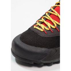 La Sportiva TX3 GTX Buty wspinaczkowe black/yellow. Czarne buty trekkingowe męskie La Sportiva, z gumy, outdoorowe. Za 789,00 zł.