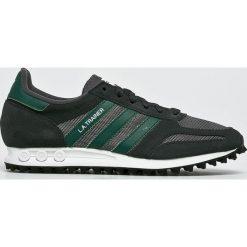 Adidas Originals - Buty La Trainer. Czarne buty skate męskie adidas Originals. W wyprzedaży za 399,90 zł.