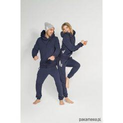 Joggers Oldies. Niebieskie spodnie dresowe męskie Pakamera, z dresówki. Za 210,00 zł.
