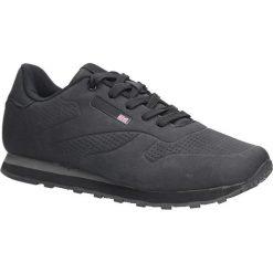 Czarne buty sportowe sznurowane Casu MXC7565. Czarne halówki męskie Casu, na sznurówki. Za 78,99 zł.