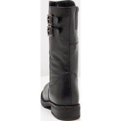 Buty zimowe damskie: XTI Kozaki black