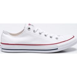 Converse - Tenisówki. Szare tenisówki męskie marki Converse, z gumy, na sznurówki. Za 279,90 zł.
